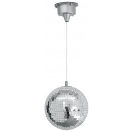 Eurolite LED Mirror Ball 20 cm with  motor FC Зеркальный шар