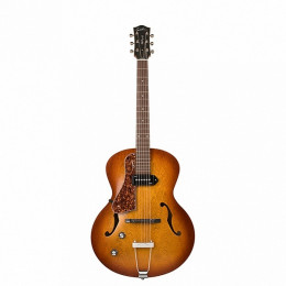 Godin 037728 5th Avenue Kingpin P90 Cognac Burst Электрогитара полуакустическая