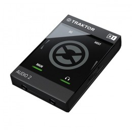 Native Instruments Traktor Audio 2 MK2 USB аудиоинтерфейс