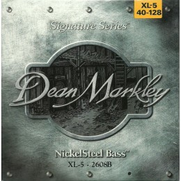 Dean MARKLEY 2608B NickelSteel Bass Струны для бас-гитары